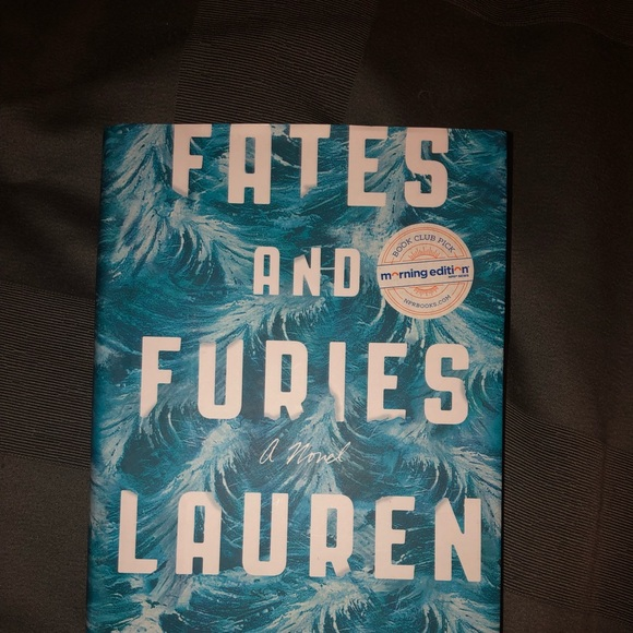 Fates And Furies Hardcover Book